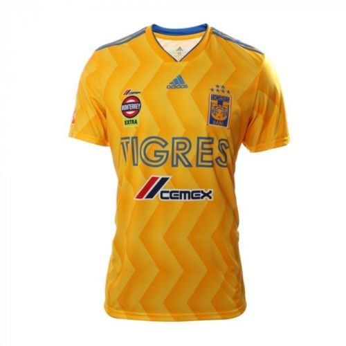 buy online 62e87 723d3 Tigres UANL fútbol Home Jersey 2018/2019 -yellow | Sports ...