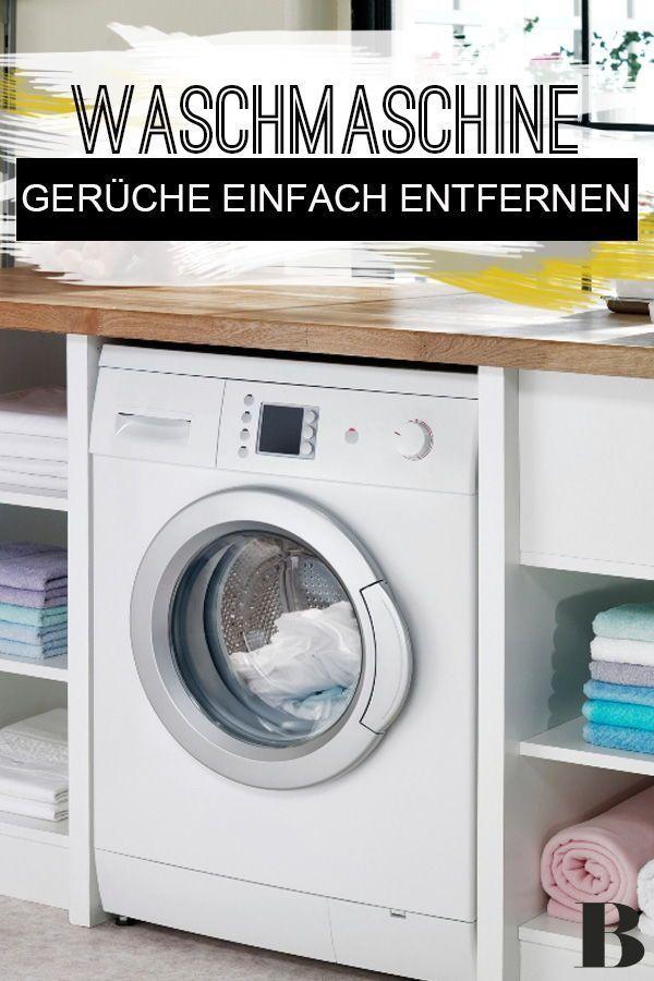 Dieses Ungewohnliche Mittel Entfernt Geruche Aus Der Waschmaschine