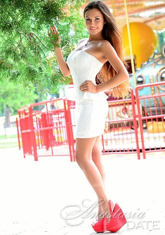 Wspaniałe dziewczyny tylko: Alina z Charkowa, piękna kobieta z Ukrainy