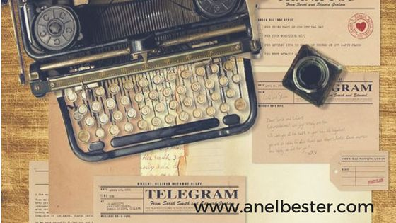 Are you sending God half-assed telegrams of desire?