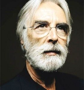 """Icy cold Michael Haneke (""""Amour"""" director) is a warm intellectual in person."""