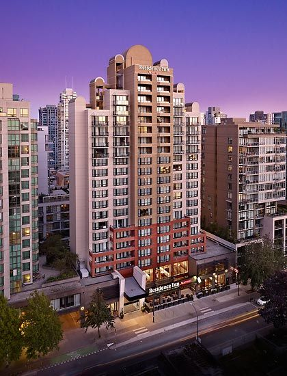 Not a bad hotel with spacious rooms, located close to Yaletown and within walking distance to English Bay, Robson, Kits, Granville Island and False Creek.  Good for long term business stays and for families