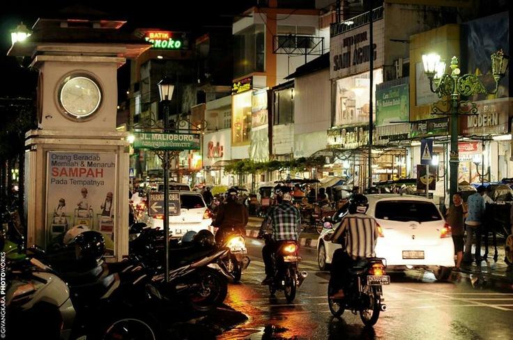Malionoro Street, Yogyakarta
