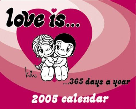 Amazon.fr - Love is 365 Days a Year 2005 Calendar - Kim Casali - Livres