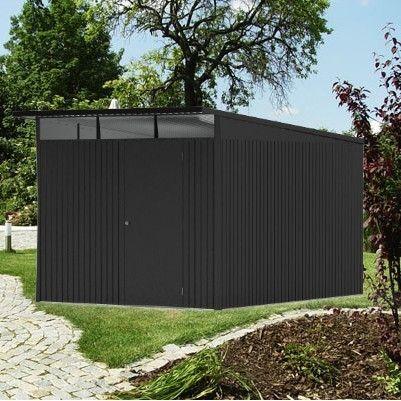 garden sheds biohort avant garde xx large heavy duty metal shed