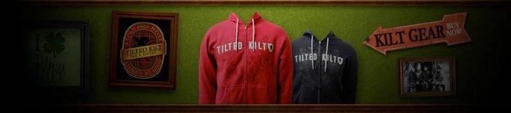 Tilted Kilt Gear