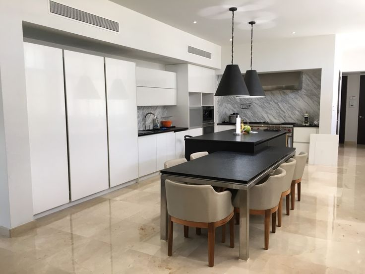 386 Best Glass Design Kitchen Images On Pinterest | Black Subway Tiles, Design  Kitchen And High Gloss