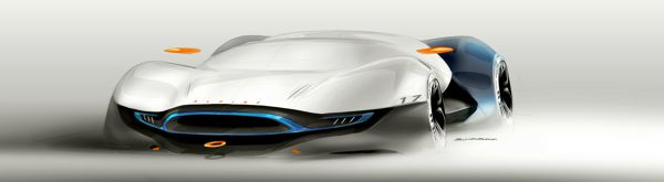 Alpine Concept on Behance