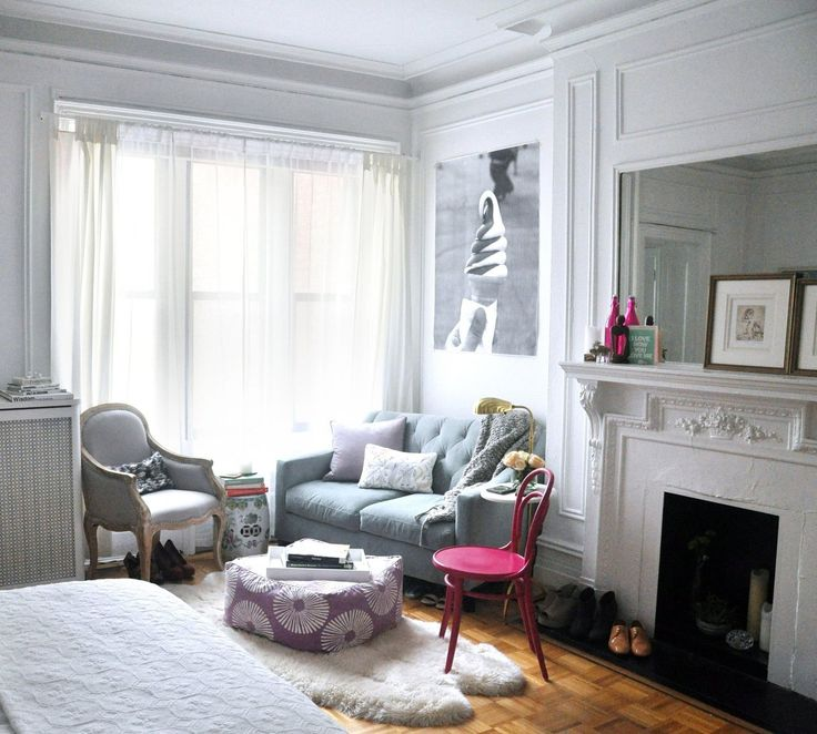 74 best images about decor ideas for small spaces on pinterest for Small room 009 attention please