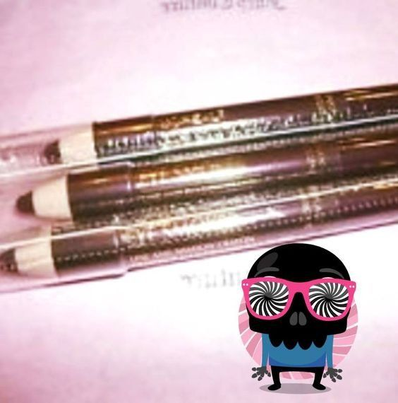 L'Oreal Eye Shadow Eggplant Eye Smoker face eye makeup lot of 3 pencils new www.frans-cosmetics-bargains.ecrater.com  FRANSCOSMETICSBARGIN frans-cosmetics-bargains FRAN24112