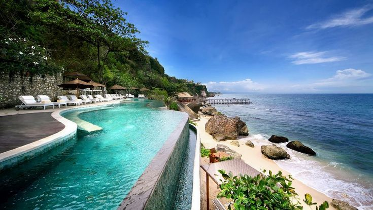 beautiful resorts | Home » Travel » The beautiful AYANA Resort and Spa in Bali ...