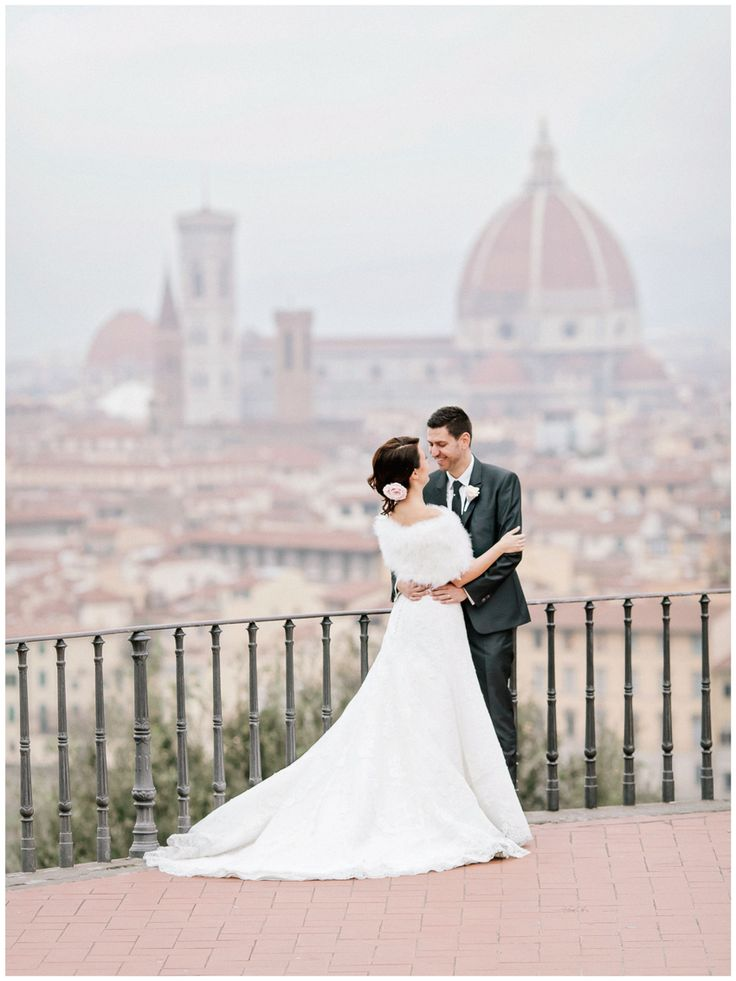 Florence wedding - great picture