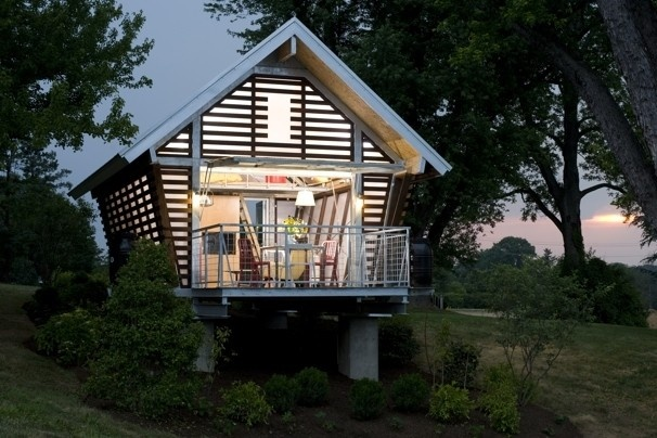 Backyard hideaways: A home away from home, but not far away - The Washington Post