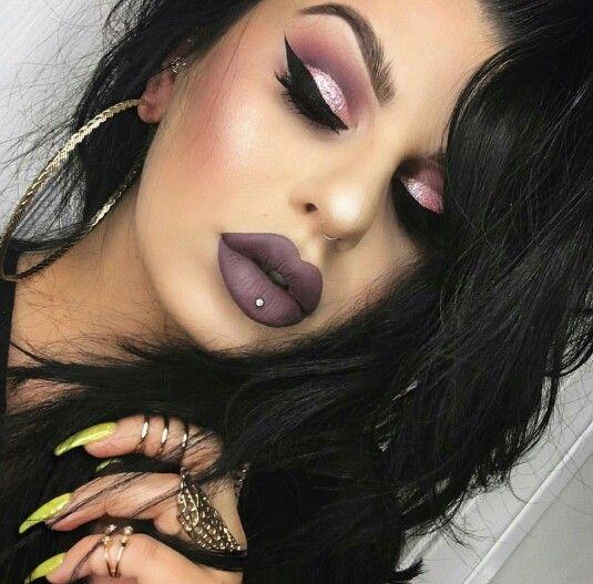 Kiss Face Makeup: IG Name : Ourfazinali