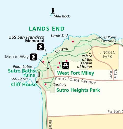 Lands End: An Unexpected San Francisco Urban Hike