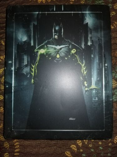 Injustice 2: Ultimate Edition w/ Steelbook Sony PlayStation 4 PS4 Game+Case: $104.99 End Date: Tuesday Mar-13-2018 19:06:05 PDT Buy It Now…