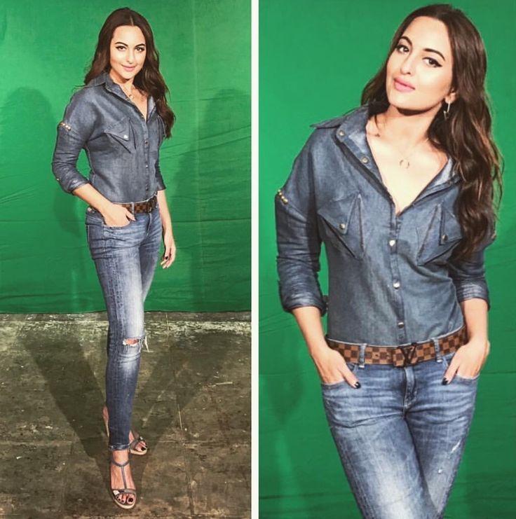 Stunning Sonakshi Sinha