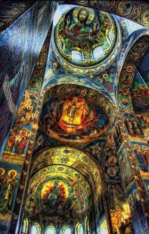 Санкт-Петербург, Храм Спас-на-Крови