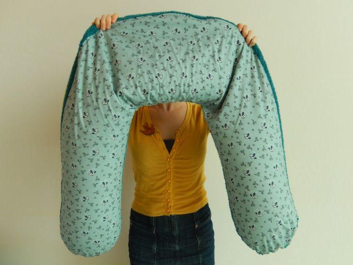 DIY hoes voor een borstvoedingskussen | Madame Creatief