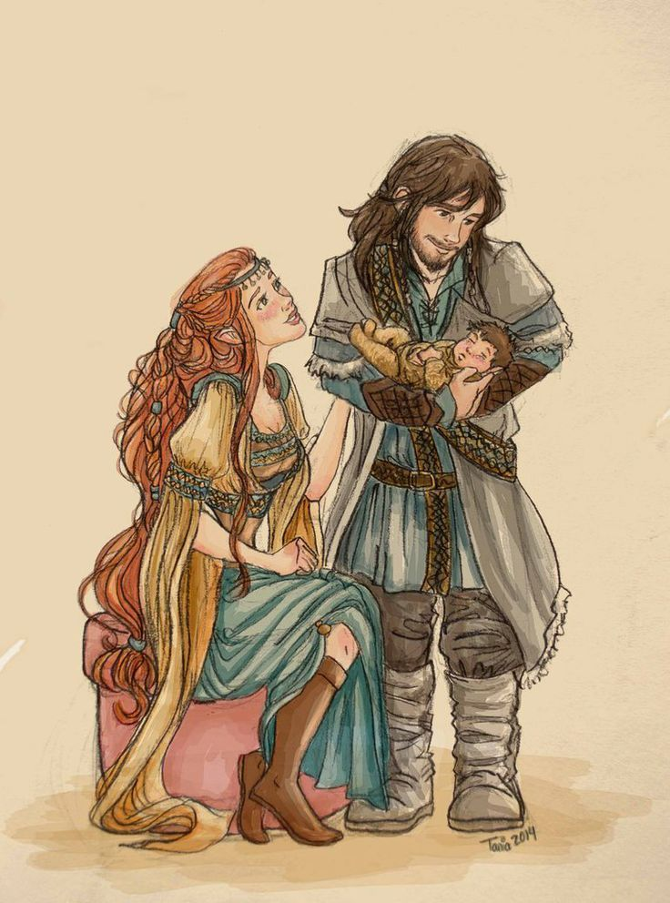 Tauriel and Kili - - Yahoo Image Search Results