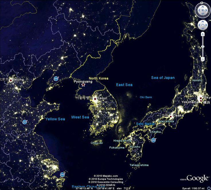 Google Earth exposes North Koreau0027s secret prison