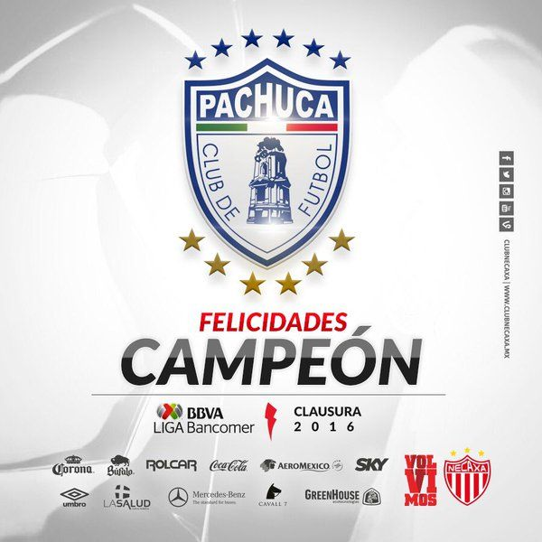 Club Pachuca (@Tuzos) | Twitter