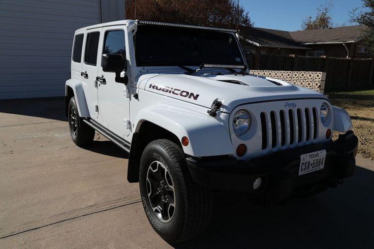 eBay: 2013 Jeep Wrangler Rubicon Unlimited 10th Anniversary 2013 Jeep Rubicon Unlimited 10th Anniversary Edition #jeep #jeeplife