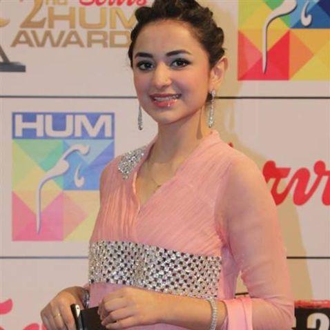 Yumna Zaidi.