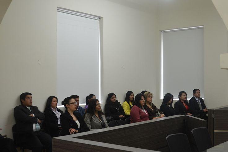 Inauguración Consultorio Jurídico :: JDC