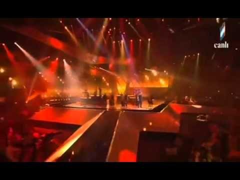 Emin - Never Enough - Live at the Eurovision Song Contest, 2012, Baku