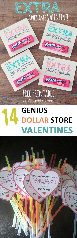 14 Genius Dollar Store Valentines
