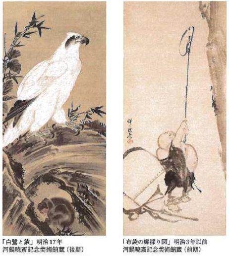 河鍋暁斎の画像 p15_24