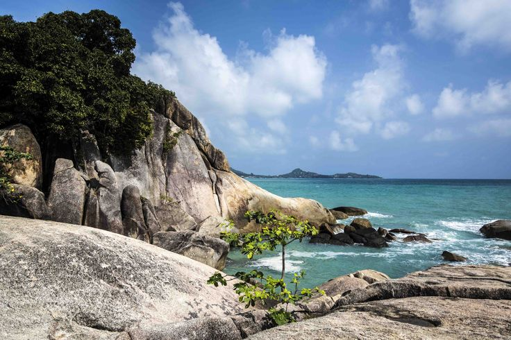 travel-love.org - Grandfather and Grandmother Rock, Koh Samui --> Follow us on http://instagram.com/travelloveorg