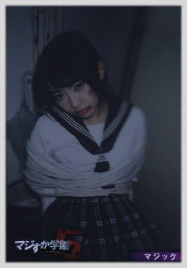 #Yuria_Kizaki #木崎ゆりあ #AKB48 #SKE48 #マジすか学園5 #Majisuka_Gakuen_5