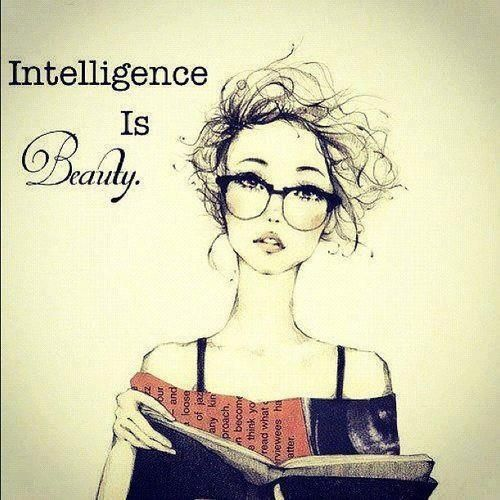 Intelligence is Beauty