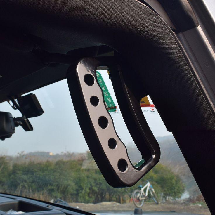 New Aluminum Grab Handles GraBars for Jeep Wrangler JK JKU