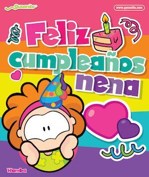 Feliz cumpleaños nena..!!