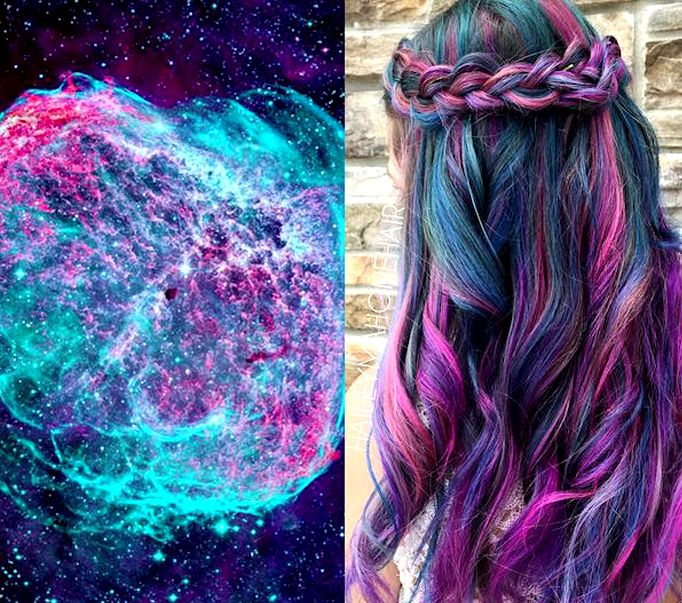 Cabelo roxo http://makemebetter.com.br/tendencia-space-hair-o-cabelo-que-te-leva-para-o-espaco/