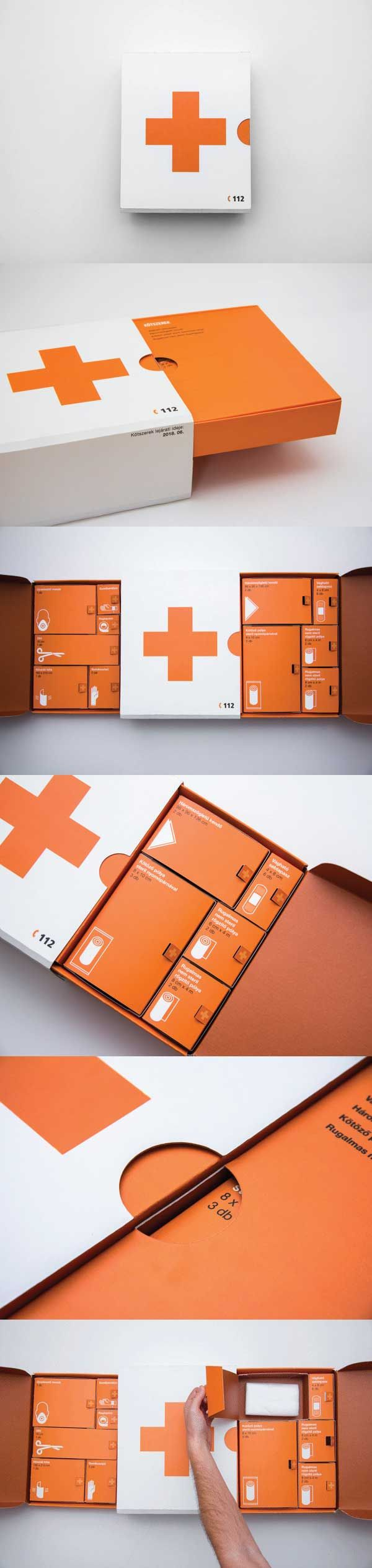 First Aid Kit by Kevin Harald Campean