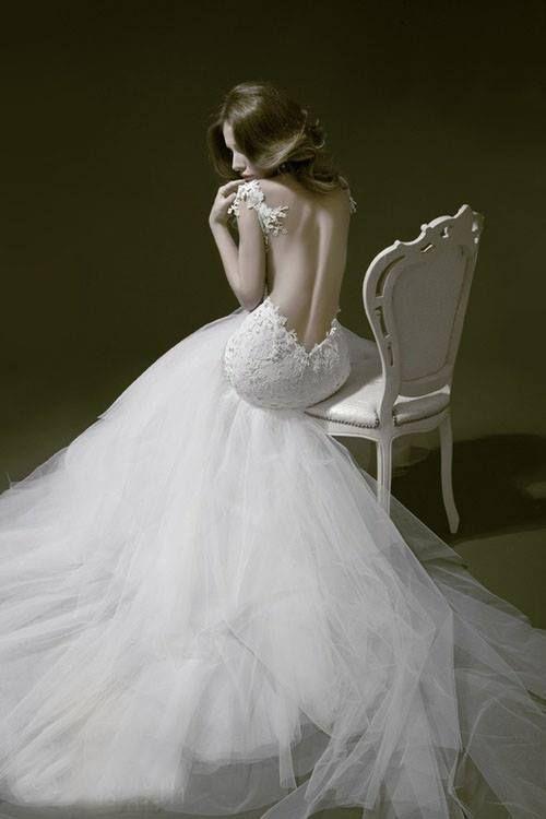 Best 25 backless wedding dresses ideas on pinterest backless 46 gorgeous backless wedding dresses for you junglespirit Gallery