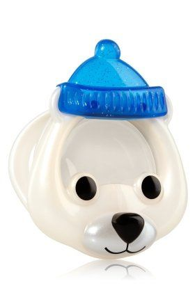 Slatkin & Co. SCENTPORTABLE® Winter Polar Bear by Bath & Body Works. $7.99. Perfect for your car, closet, drawers, luggage, gym bag, pet area, laundry basket or any other small space. Winter is a festive holiday blend of shimmering pine, orange clove, crisp bay leaf and warm winter woods.. Fragrance disk automatically diffuses scent without the use of plugs, batteries or flames. Offers continuous fragrance for 4 to 6 weeks. Spread high-quality scents into all the spaces of y...