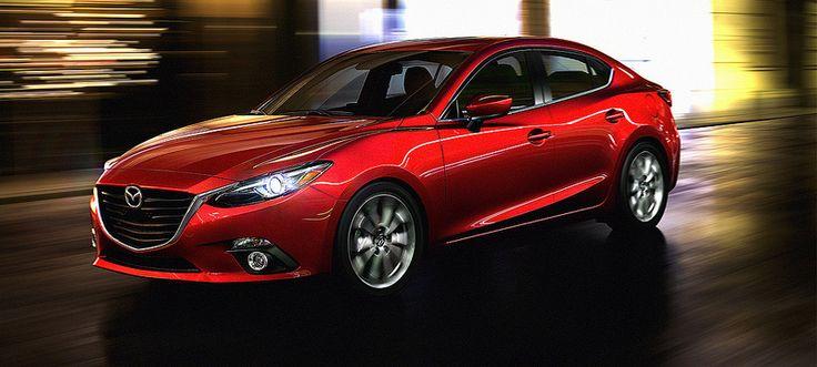 2014 #Mazda3 Sedan 4-Door