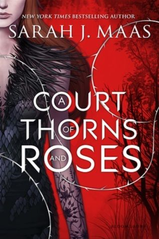 Book Review: A Court of Thorns and Roses by Sarah J. Maas | Young Adult Fantasy Romance
