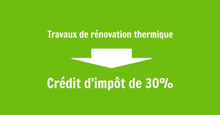 Crédit d'impôt développement durable http://www.blogdomotelec.fr/credits-impots/renovation-thermique-zoom-sur-le-nouveau-credit-dimpot-developpement-durable/