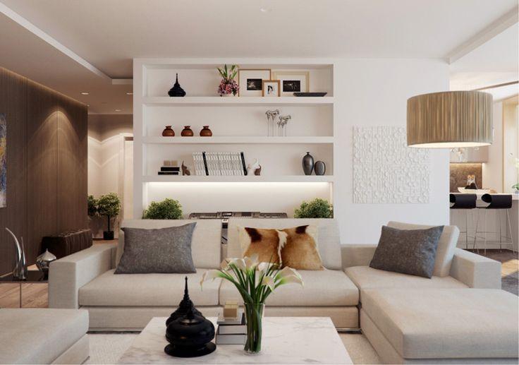 Contemporary Living Room Designs by Fedorova16