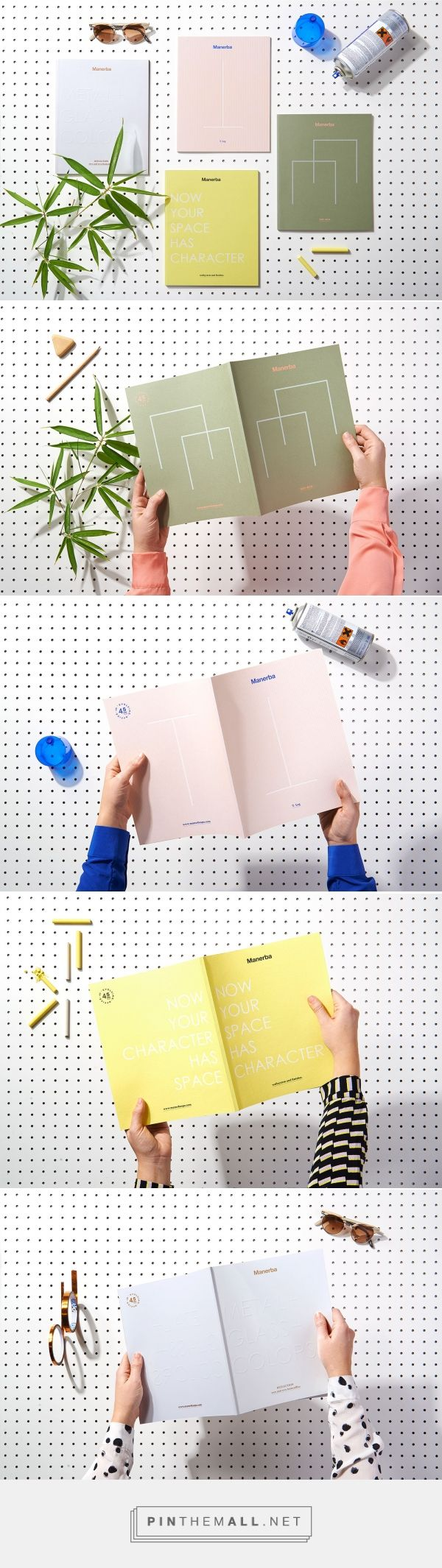 Manerba – Office system catalogues on Behance https://www.behance.net/gallery/31820145/Manerba-Office-system-catalogues... - a grouped images picture - Pin Them All