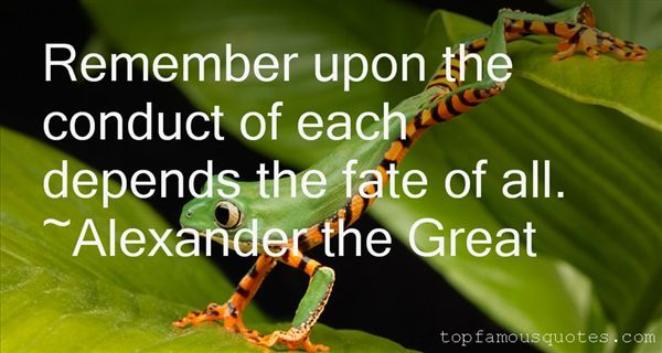 Alexander The Great quotes: top famous quotes and sayings from ...