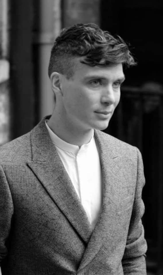 Thomas Shelby Haircut S1
