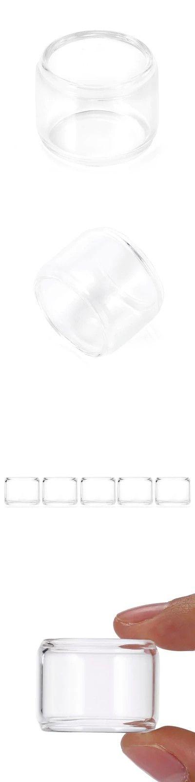 Glass Tank for TFV8 Big Baby 5PCS -$6.26