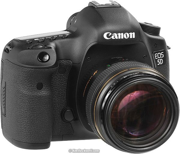 Setting tips for a Canon 5D Mark III -- advanced